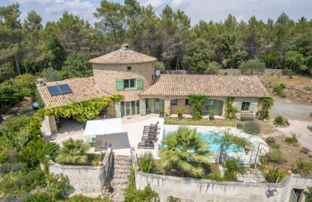 French Property of the Week: Stunning stone villa with pool in Provencal village