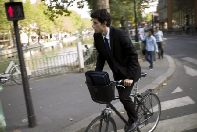 On your bike! How France plans to convert commuters into cyclists