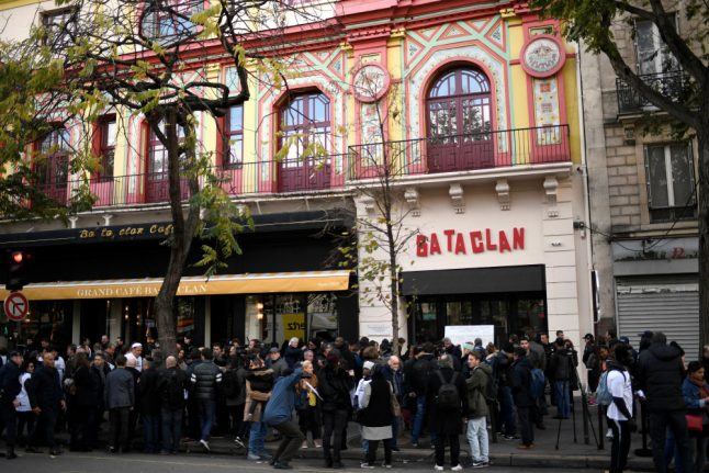 French Muslim rapper calls off shows at Bataclan after protests