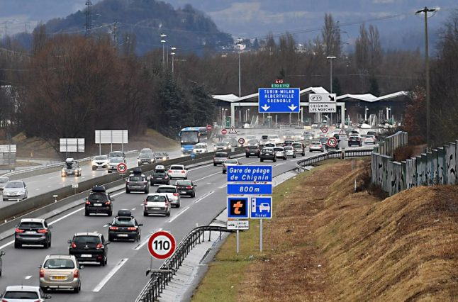What you need to know about driving on France's motorways