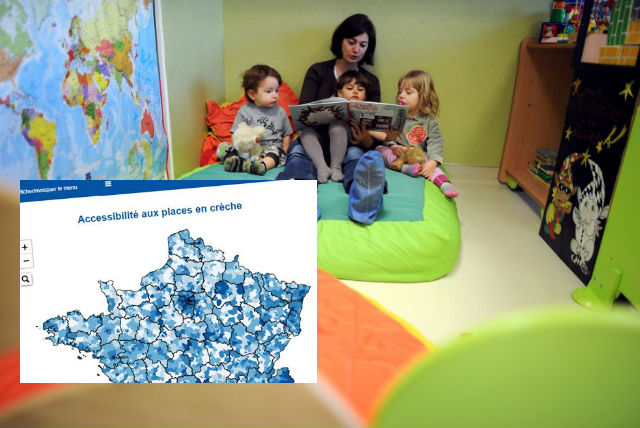 Finding childcare in France: Where is the best place to live?