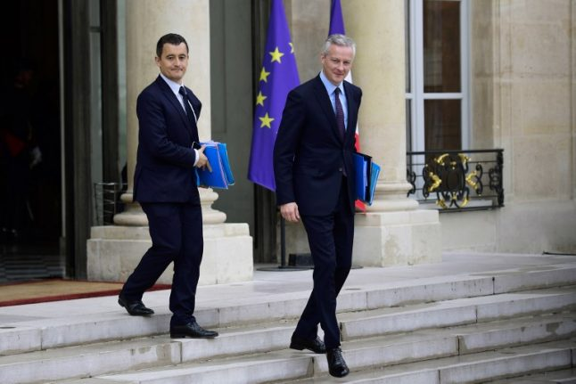 French budget 2019: Government unveils major tax cuts as growth flags