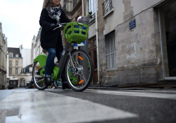 Paris Velib' customers forced to wait until 2019 for normal service