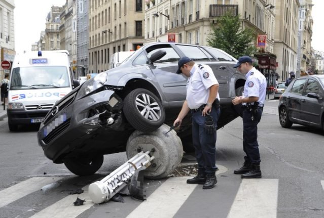 The new driving laws and penalties that come into force in France this week