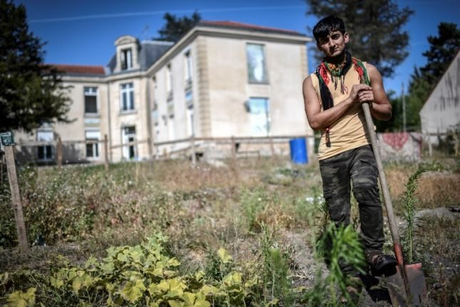 'At first people said we were terrorists': Fear of migrants in rural France recedes