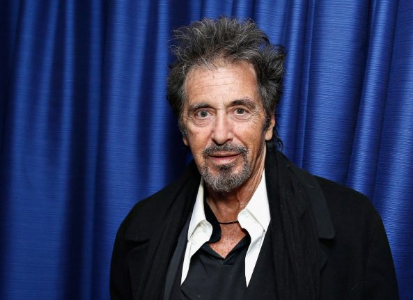 Hollywood legend Al Pacino to hit Paris stage in October