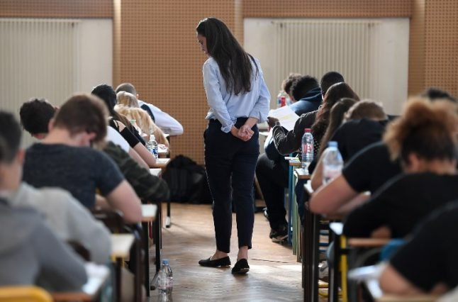 Why is France getting rid of hundreds of teachers?