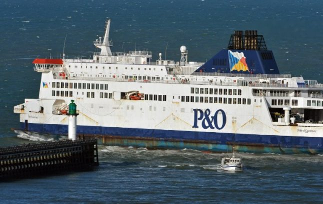 France-bound holidaymakers face Dover delays over French security checks