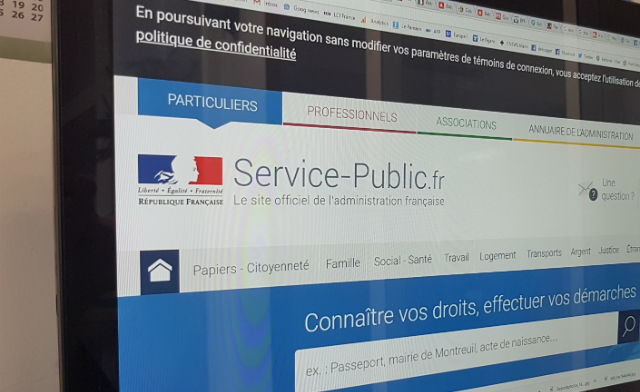People in France warned over scam versions of government websites