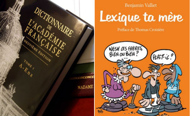 Opinion: 'The French don't like change but slang can keep the language alive'