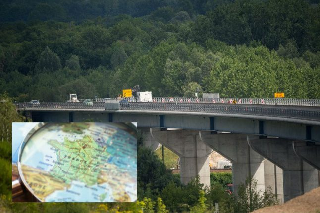 A Glance around France: The 23 bridges at risk and a 'gastro' epidemic in Brittany and the east