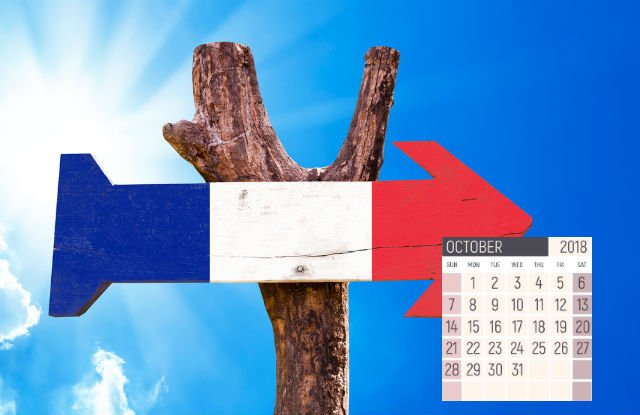 On the agenda: What's coming up in France this week
