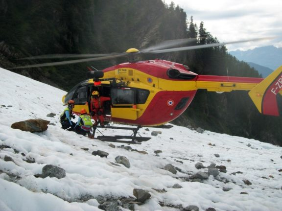 Two soldiers killed during hike in French Alps