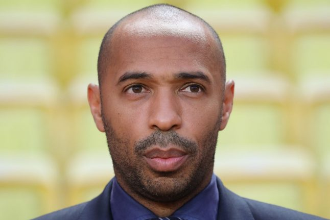 An on-field great, Henry returns to France to prove himself in coaching
