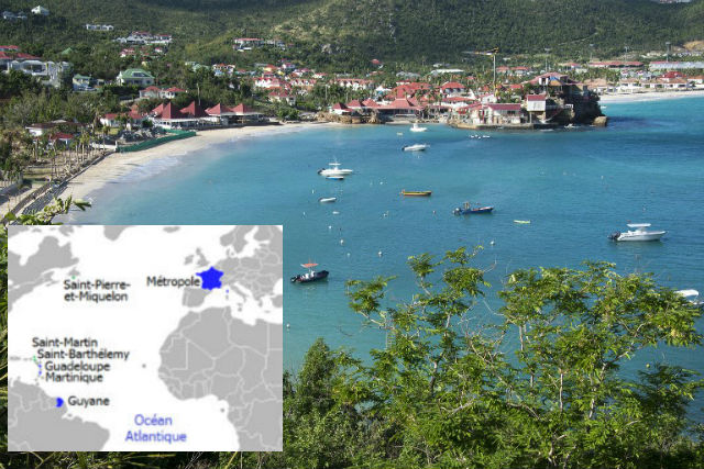 'Confetti of an empire': A look at France's overseas territories