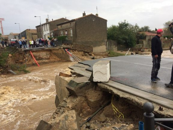 LATEST: 10 dead in south-western France after storms cause severe flooding