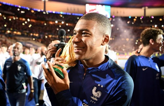 Kylian Mbappé graces Time magazine cover as 'Future of Soccer'
