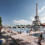 A dip in the Seine? Five pools set to open in Paris river by 2025
