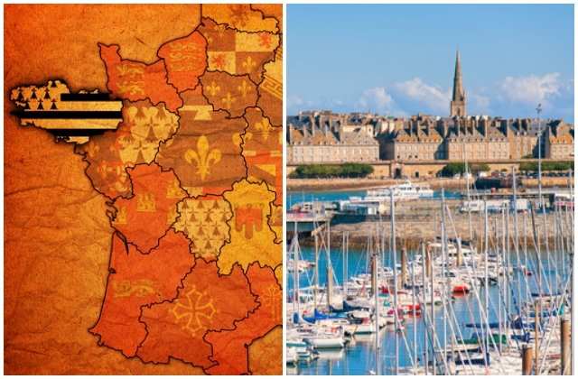 The 20 essential maps you need to understand Brittany
