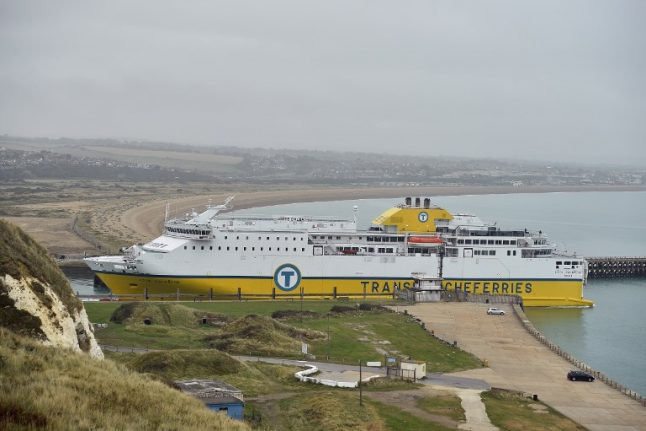 Brits fear Brexit could spell end of historic Channel ferry hop
