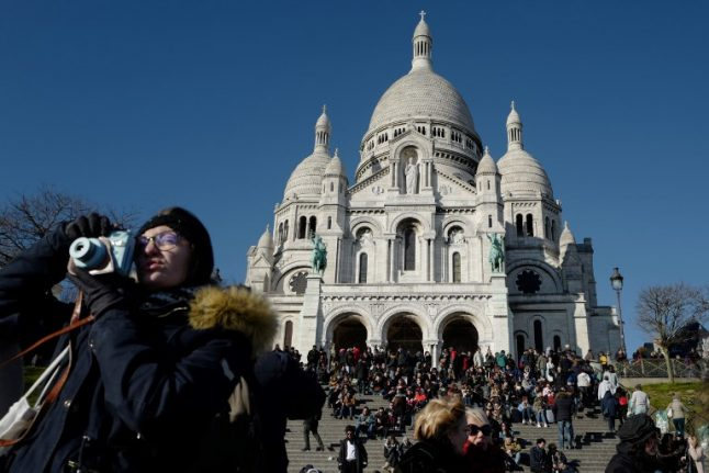 'It's game over': Mass tourism sparks battle for Montmartre's soul