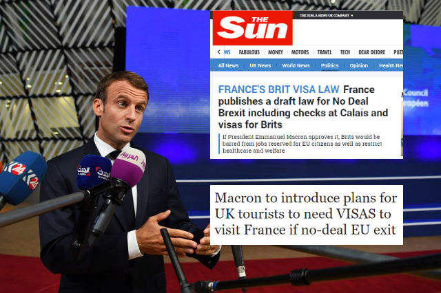 Brexit: No, France doesn't want to inflict 'maximum pain' on Brits living here