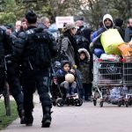 France clears 1,800 UK-bound migrants from Dunkirk camp