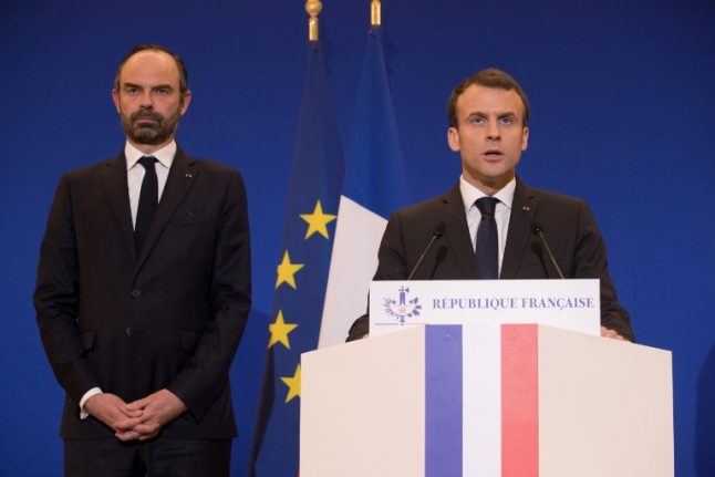 OPINION: What Macron can do to turn the tide, but there's a risk