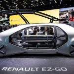 At Paris Motor Show, electric cars are the future - just 'not right away'