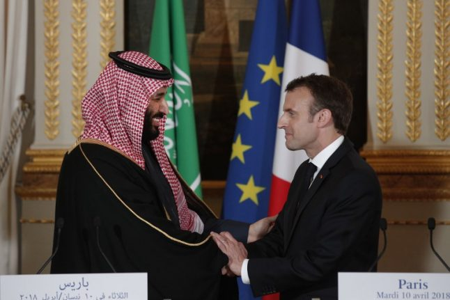 Is Saudi Arabia really about to be considered a French-speaking country?