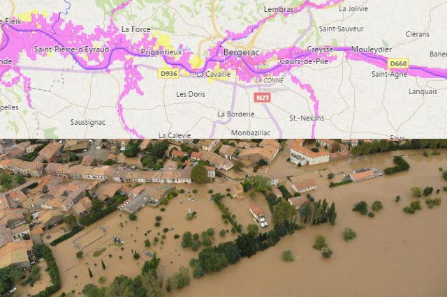 In Maps: The parts of France most at risk from disastrous floods