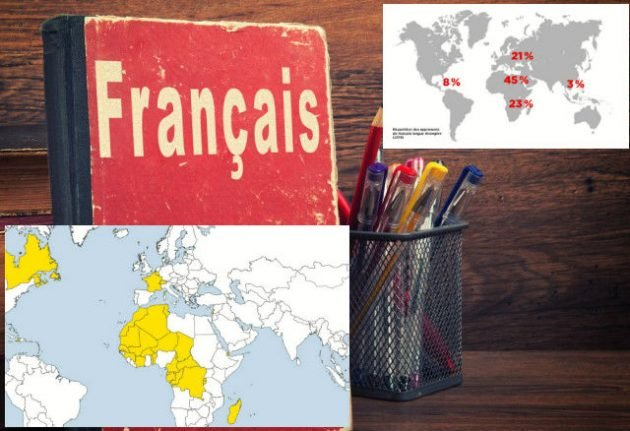 In Numbers: In what state of health is the French language in 2018?