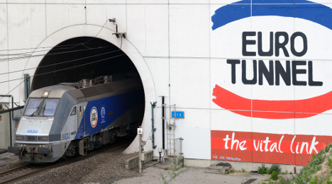 France prepares Channel Tunnel checks in case of no-deal Brexit