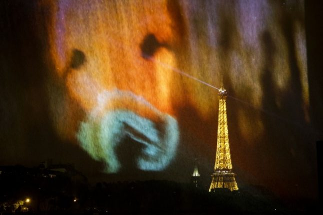 Nuit Blanche in Paris: The events not to miss (including a liquefied Eiffel Tower)
