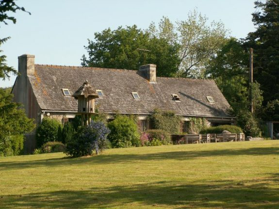 French Property of the Week: Charming stone house with outbuildings in the Brittany countryside
