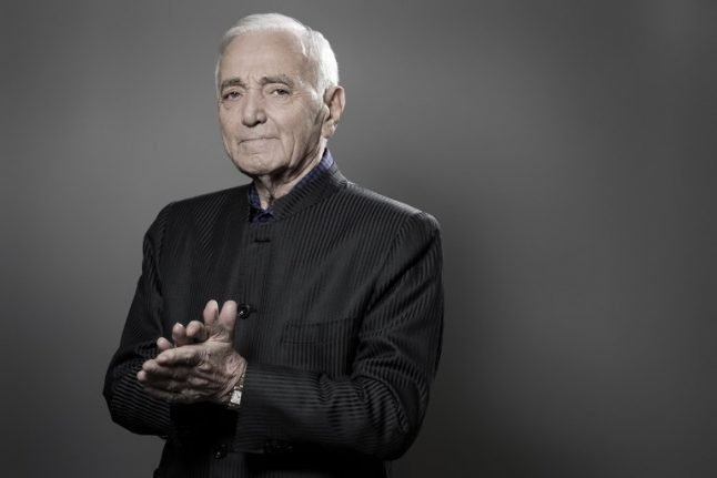 How Charles Aznavour changed music forever