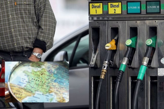 Glance around France: Diesel now more expensive than petrol and snow tyres set to be obligatory in Alps