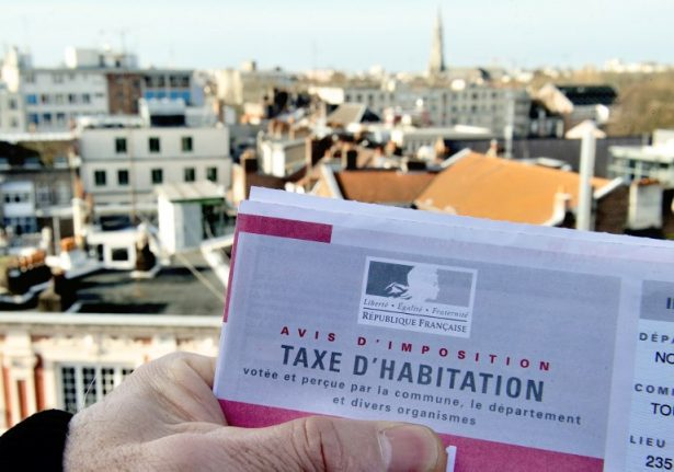 What you need to know about your 2018 French council tax bill