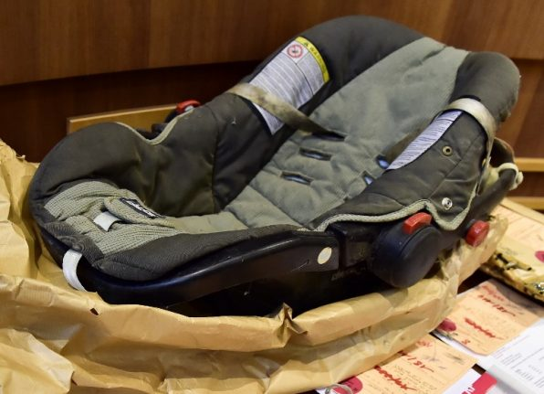Story of baby kept in car boot for two years leaves France shocked