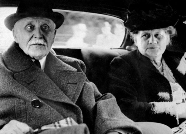 France cancels homage to Nazi-collaborator Petain after outcry