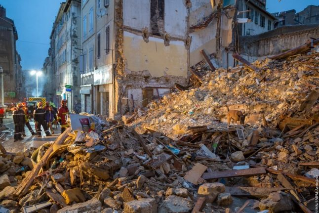 Anger grows in Marseille as death toll mounts after deadly building collapse