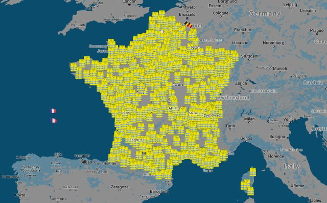 Fuel protests in France: MAP reveals locations of planned road blocks