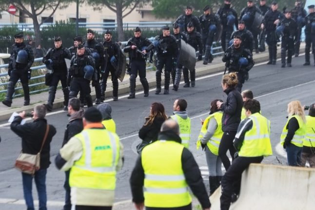 French police dislodge fuel protesters as movement wanes (for now)