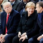 Trump trolls Macron over approval ratings, unemployment, the Nazi occupation and wine