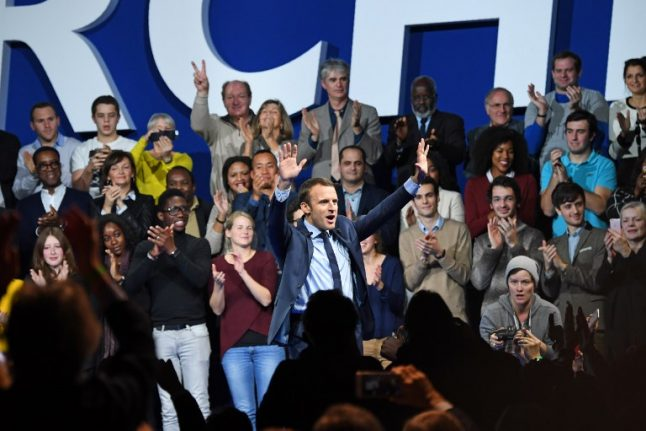 French prosecutors open inquiry into Macron campaign financing