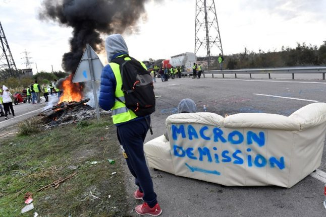 'We hear you': Macron to announce new measures as French support for 'yellow vest' rebellion grows