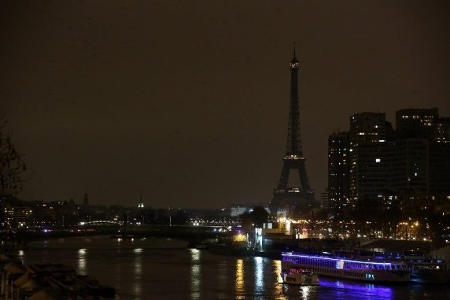 City of Lights out: Paris hit by huge mystery power cut