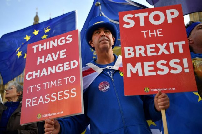 OPINION: Brexit deal does not deliver on the rights of Britons in Europe