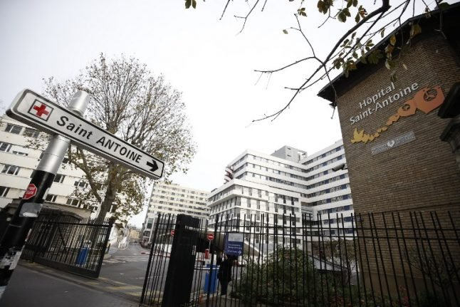 Paris hospital halts stool study after being hit by poo deluge