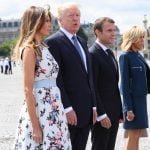 Image of Donald Trump improves among French people